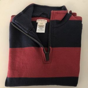Boys Crewcuts Quarter-Zip Pullover